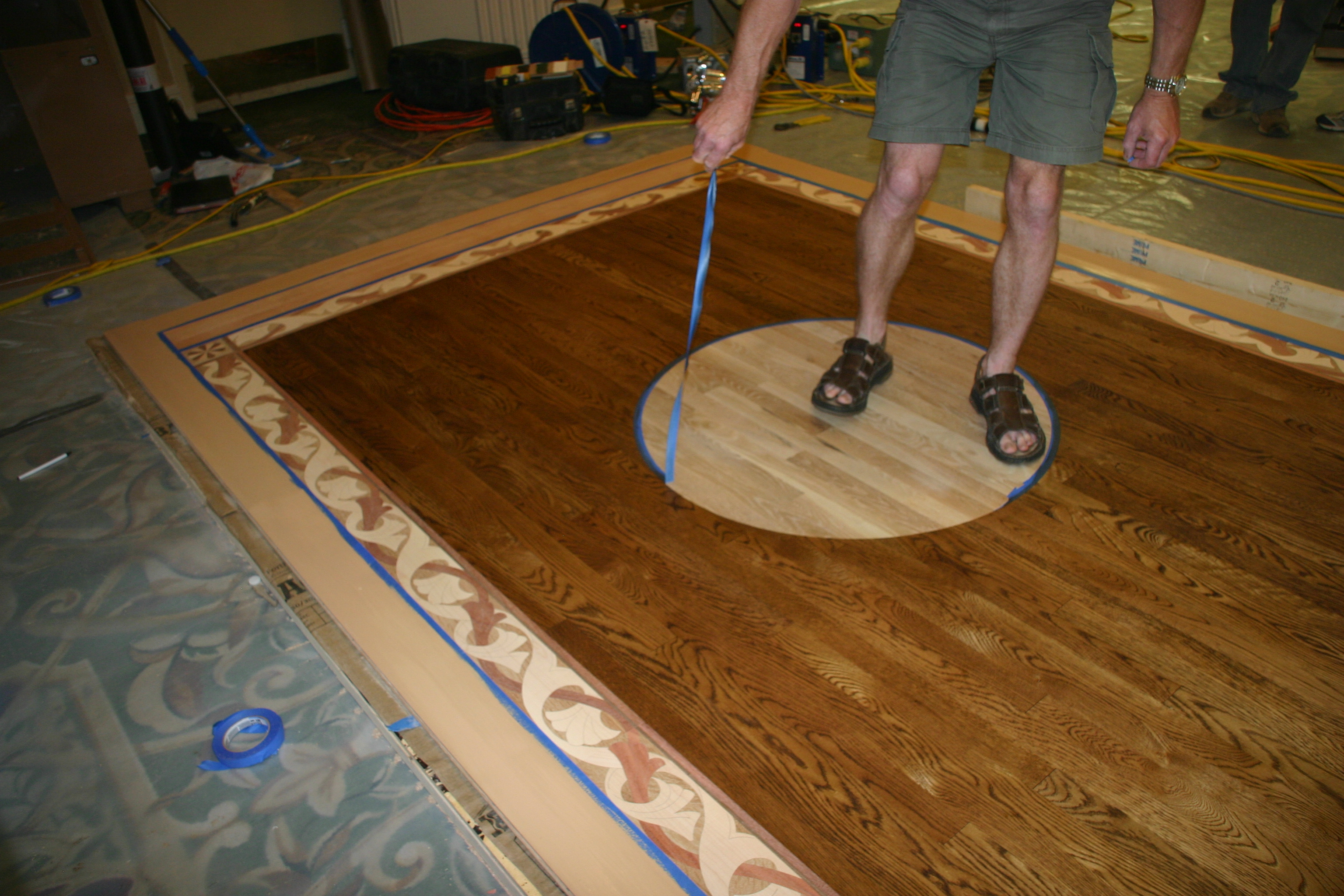 Blog for Custom hardwood flooring